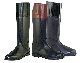 Equitector Riding Boots - Hunt Master top boot with Climate ...