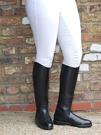 Equitector Riding Boots - Riding boots for slim legs